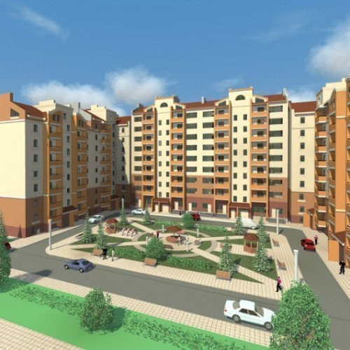 Photo: Zatishna Oselya residential comlex
