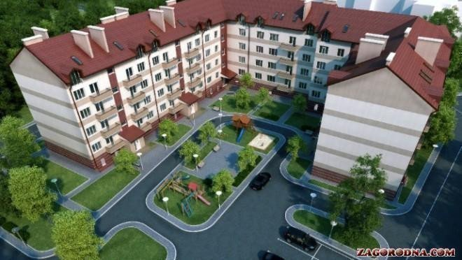 Buy an apartment in a new building RC №852