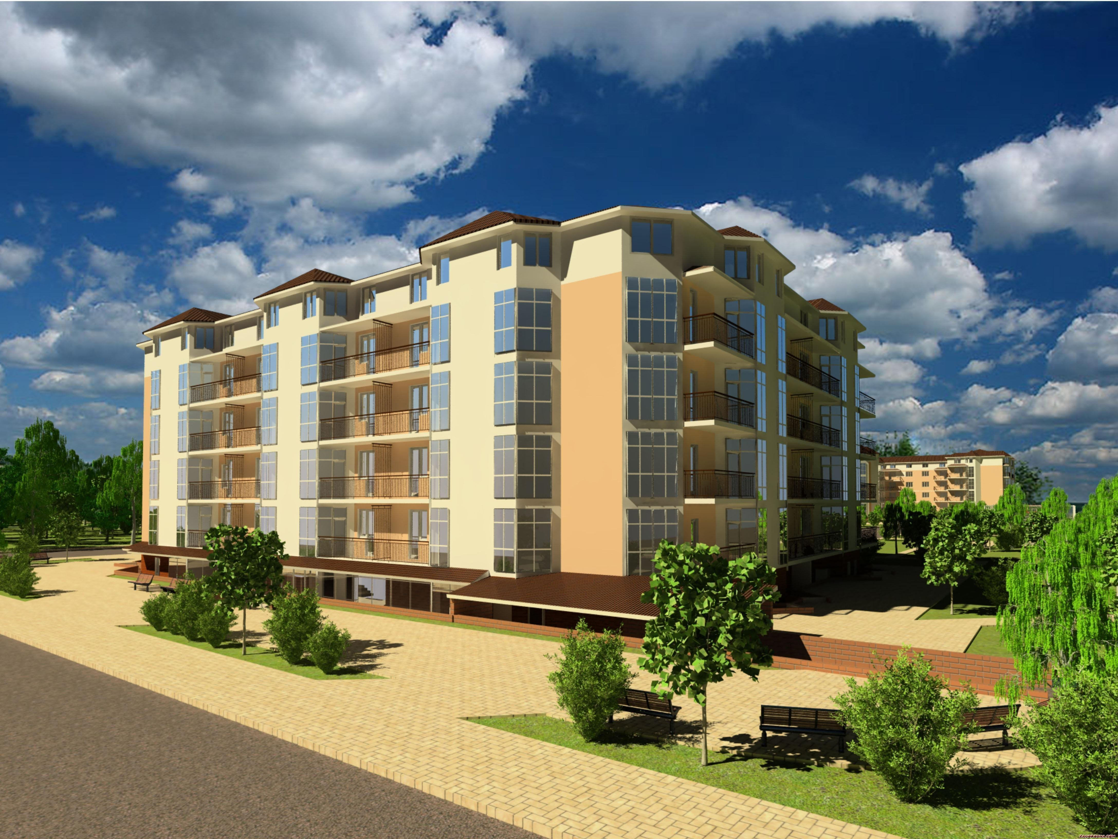 Buy an apartment in a new building Mariinsky