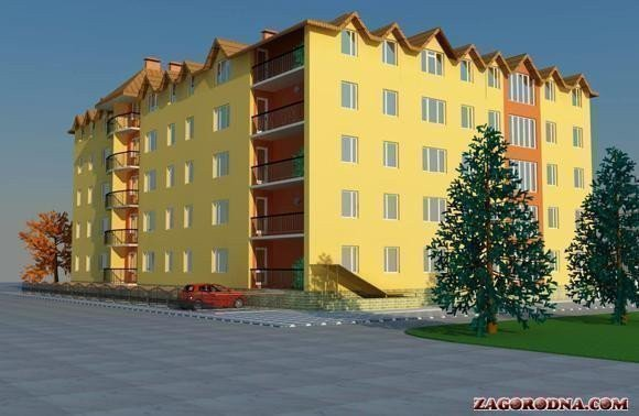 Buy an apartment in a new building RC №549