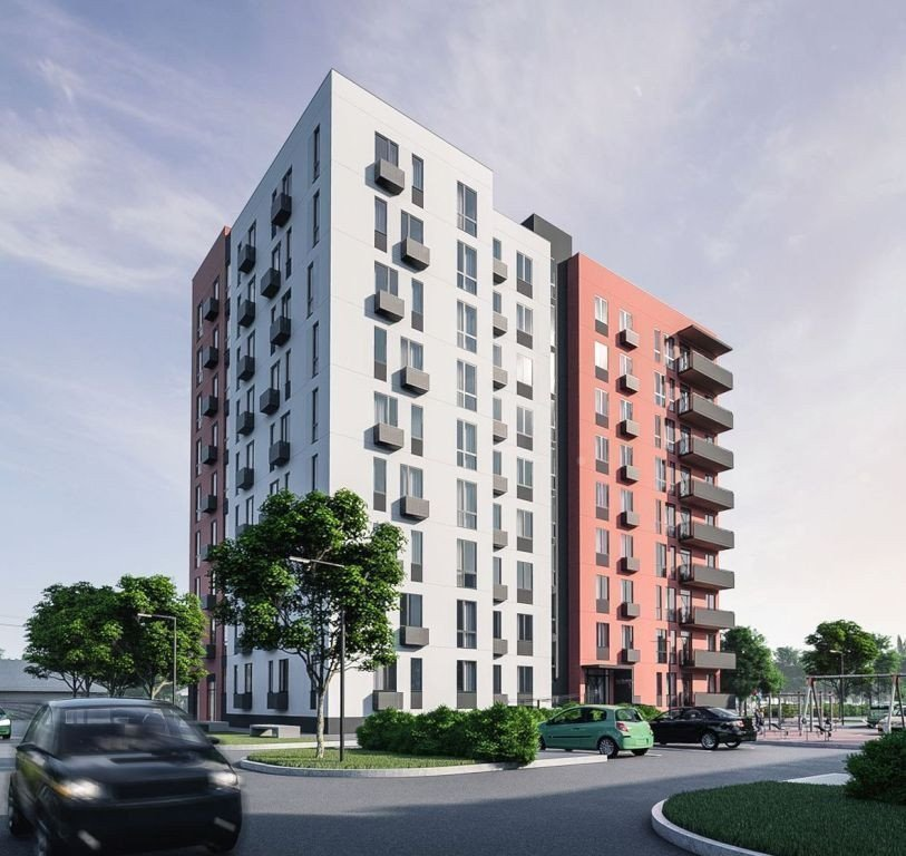 Buy an apartment in a new building «Millennium» residential comlex