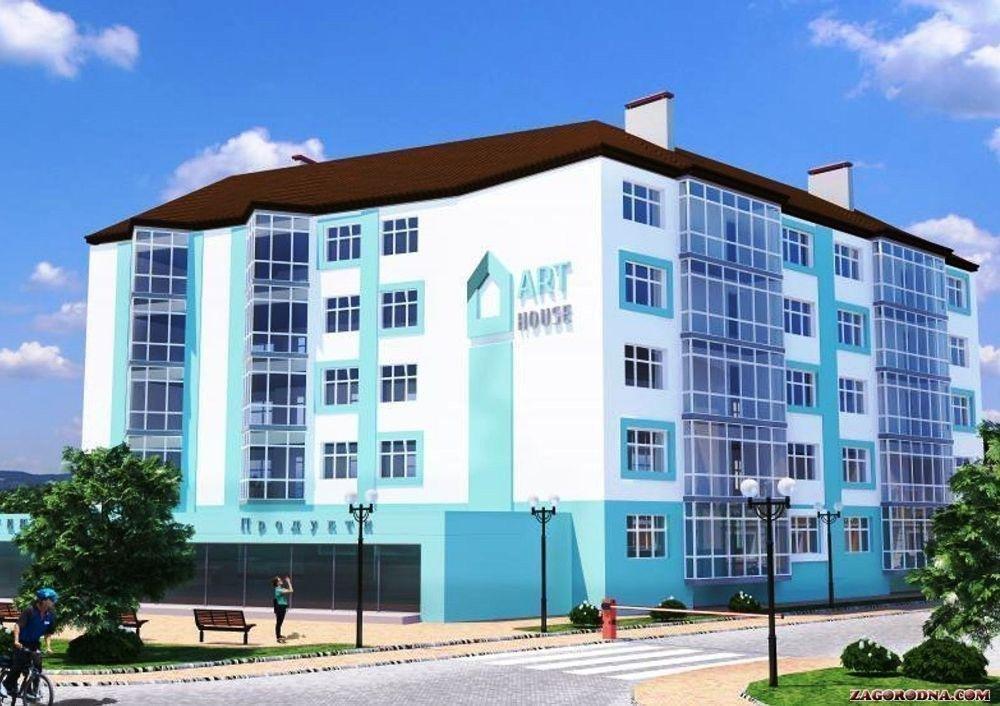 Buy an apartment in a new building «Molodezhnyy XXI» residential comlex
