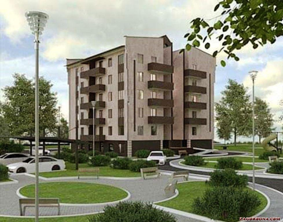 Buy an apartment in a new building New building on Molodezhnaya in Kamenetz-Podolsky