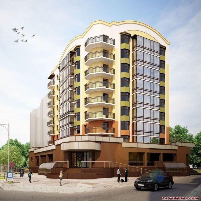 Buy an apartment in a new building «On Prospect» residential comlex