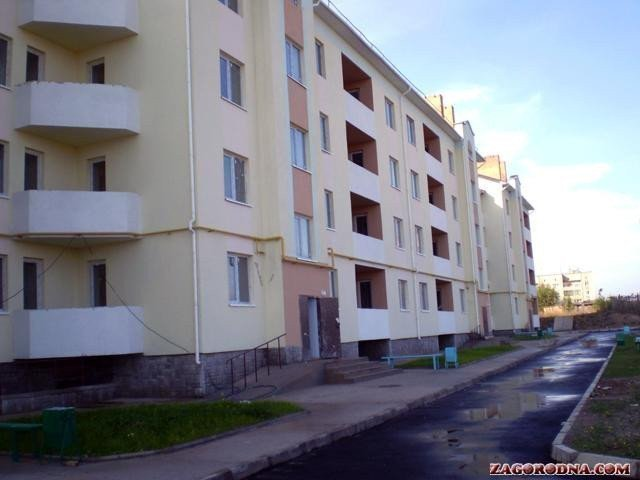 Buy an apartment in a new building New building in Novovolynsk