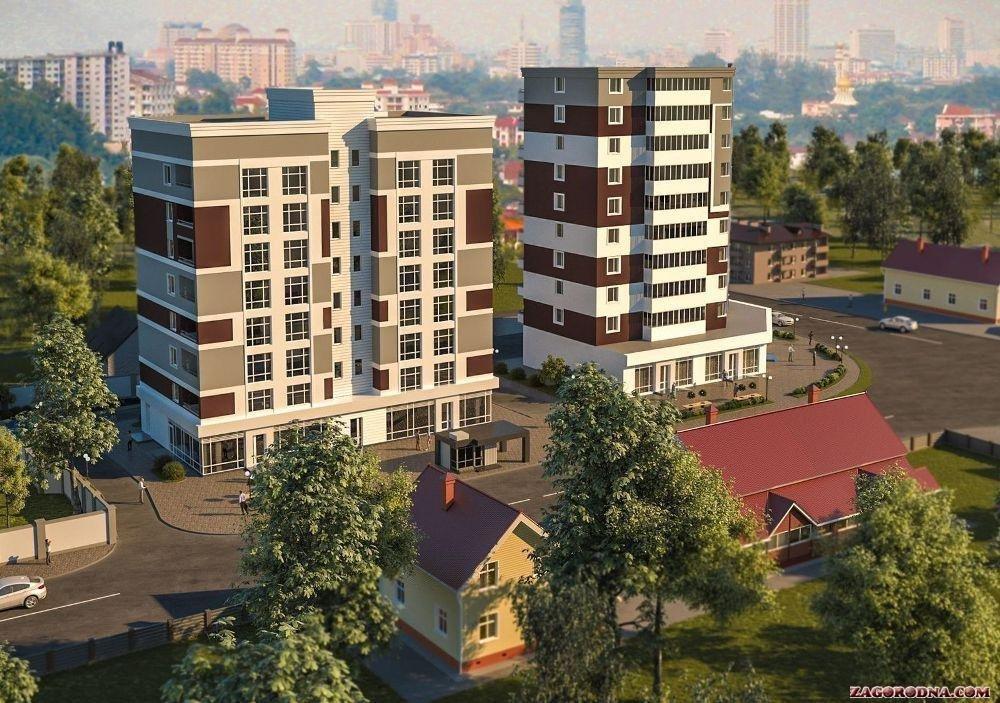 Купить квартиру в новостройке «Новоградский-1» жилой комплекс