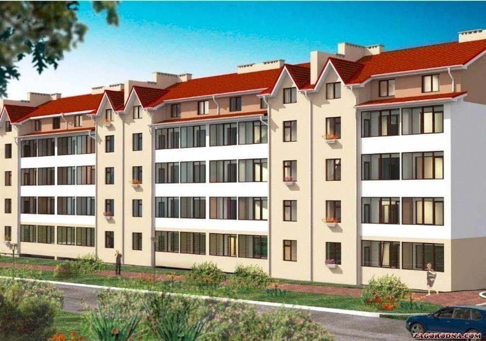 Buy an apartment in a new building «Novogradsky» residential comlex