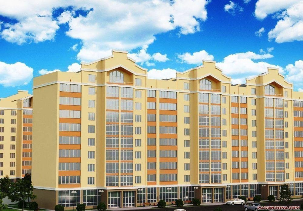 Buy an apartment in a new building «Novyy kvartal» RC