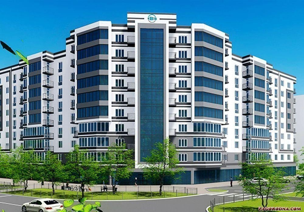 Buy an apartment in a new building «Panorama» residential comlex