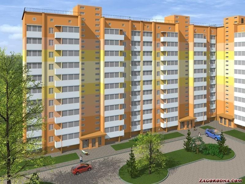 Buy an apartment in a new building New building on Parajanova 5