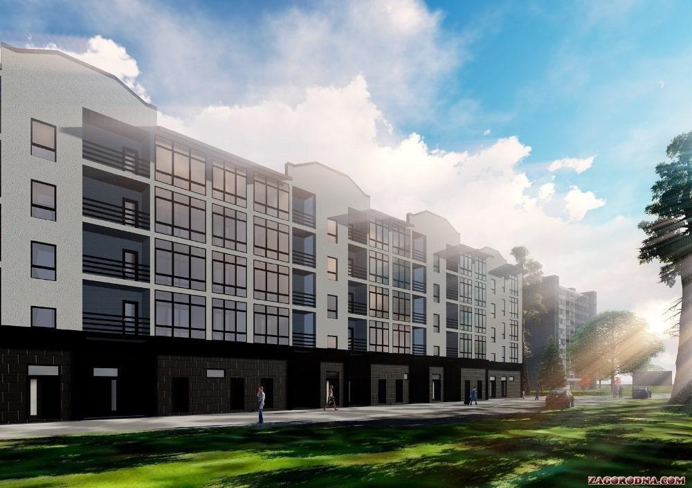 Купить квартиру в новостройке «Перфект Хаус» жилой комплекс