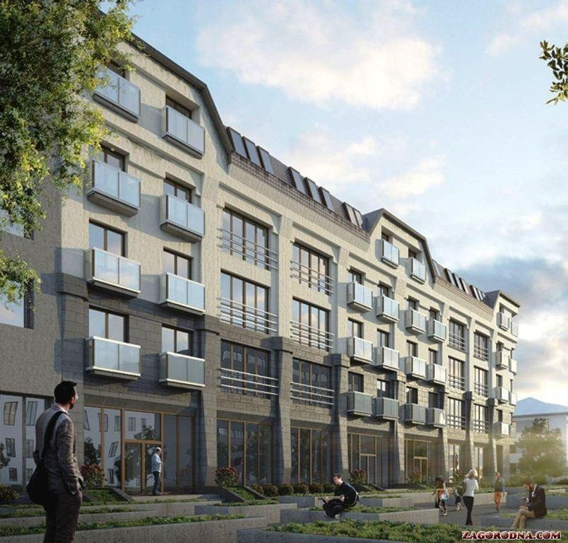 Buy an apartment in a new building «Perfect» residential comlex