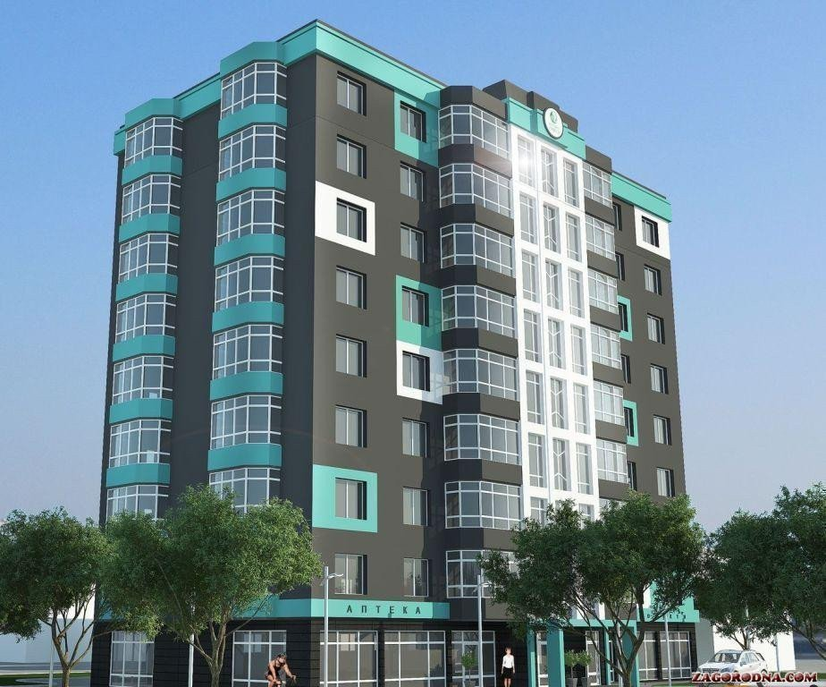 Buy an apartment in a new building «Perlyna Polissya» RC