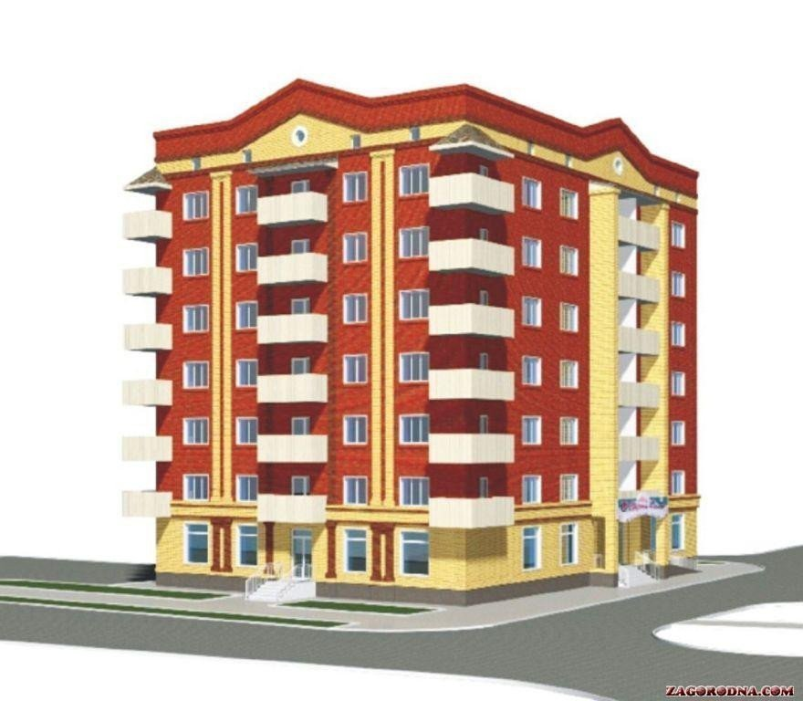 Buy an apartment in a new building New building in Kotelva