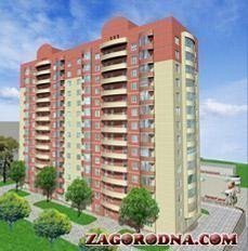 Buy an apartment in a new building Edelweiss residential comlex