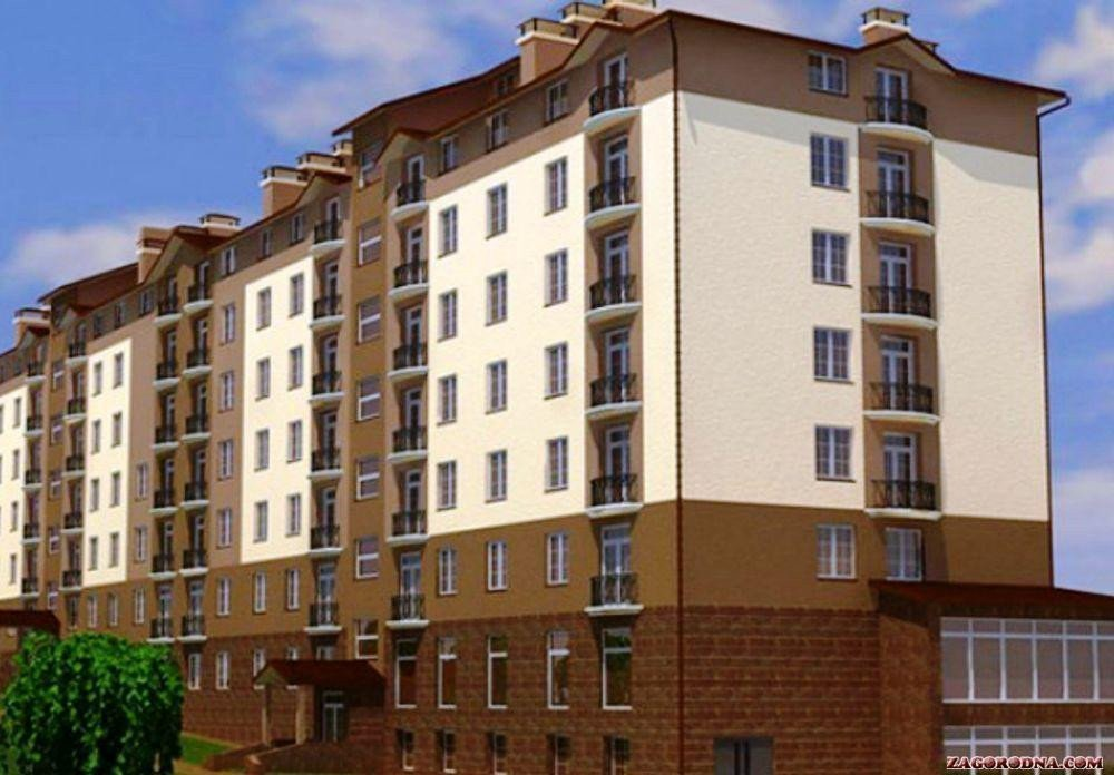Buy an apartment in a new building «Podgorye» RC