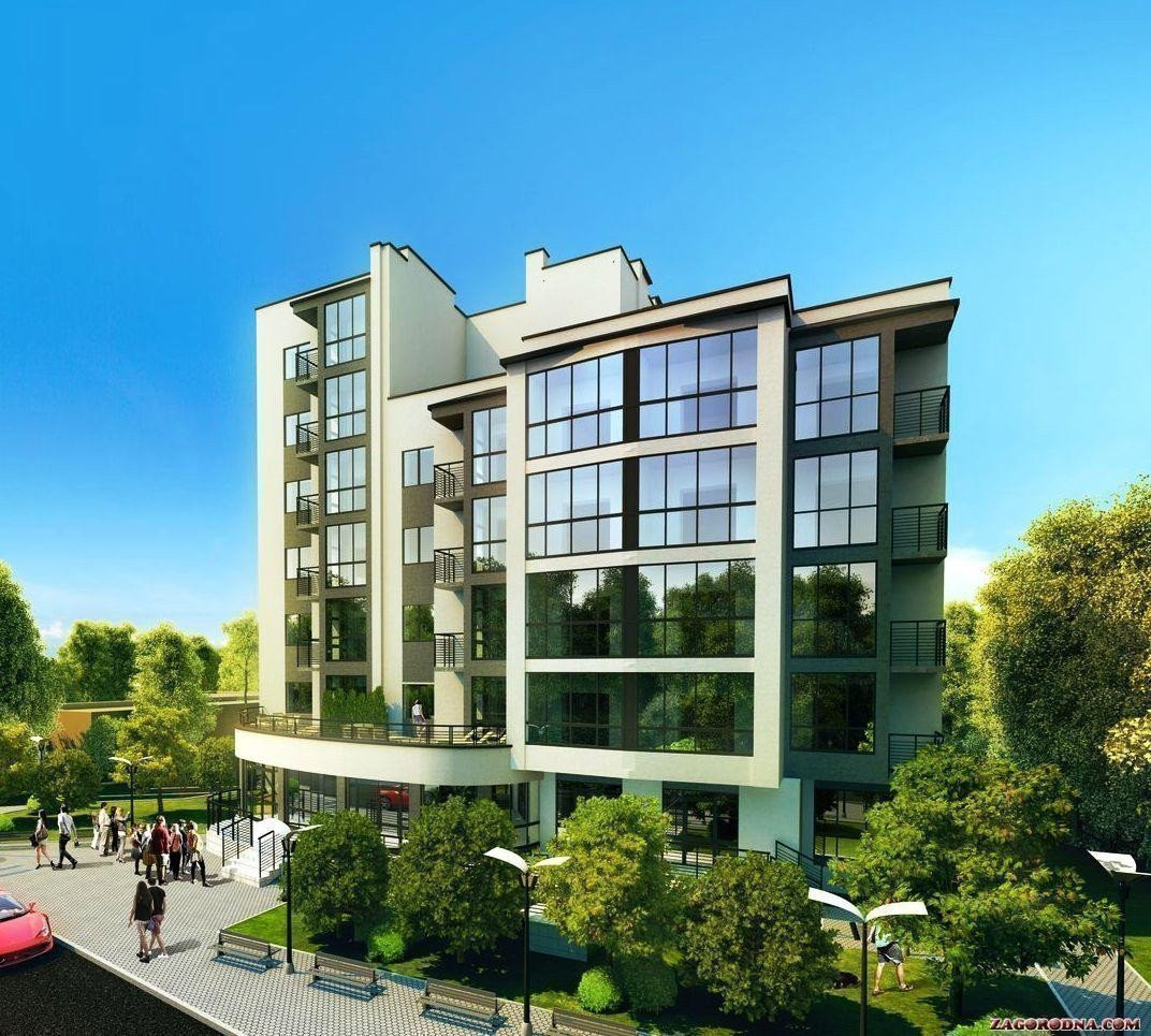 Buy an apartment in a new building PodilSky residential comlex