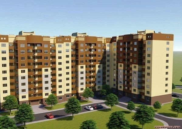 Buy an apartment in a new building «Podvorye» residential comlex