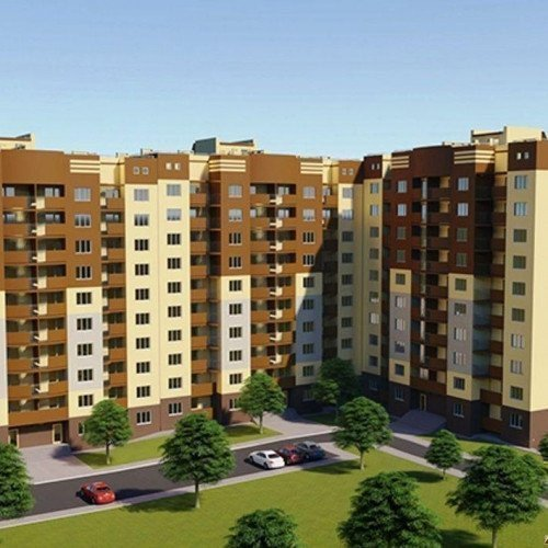 Photo: «Podvorye» residential comlex