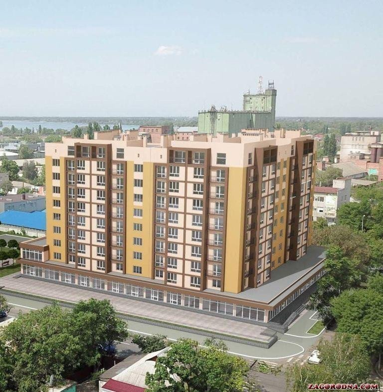 Buy an apartment in a new building New building on Pokladova