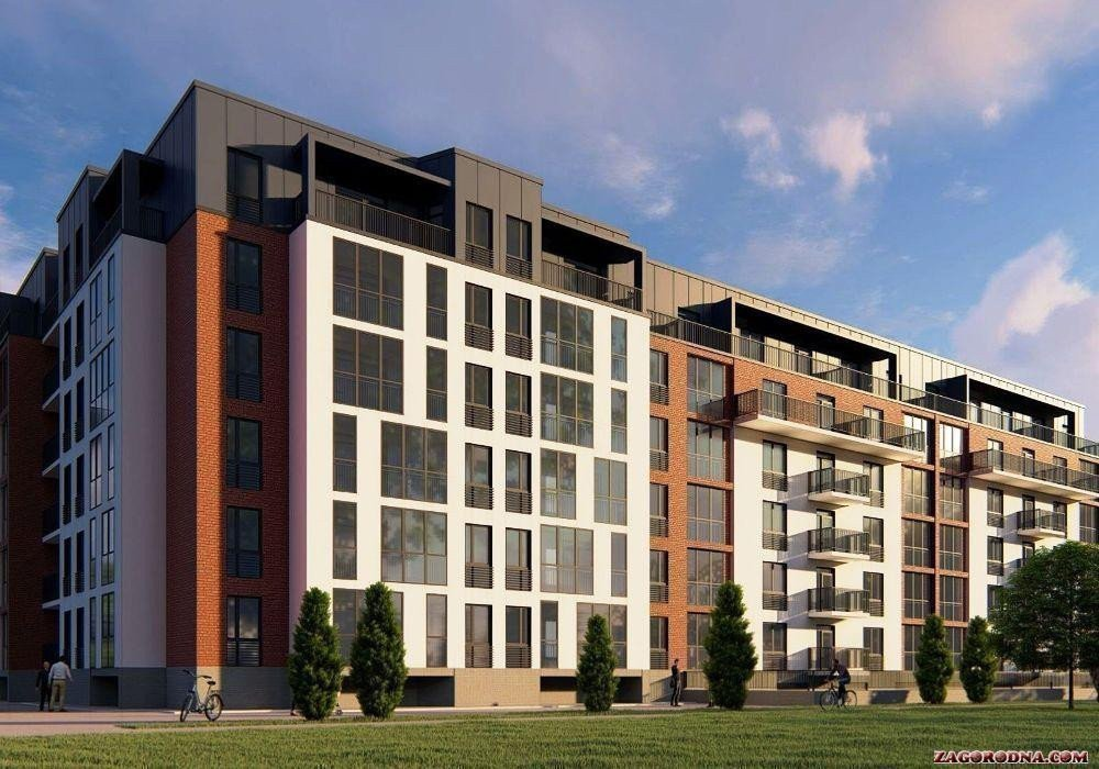Buy an apartment in a new building «Prague» residential comlex