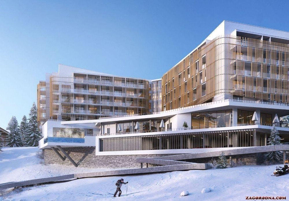 Buy an apartment in a new building «Premier Resort» residential comlex