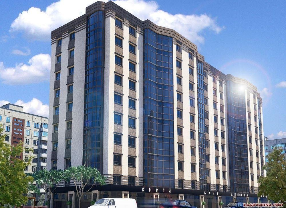 Buy an apartment in a new building «Prestige» residential comlex