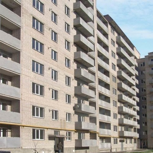 Photo: Residential complex in Berdyansk