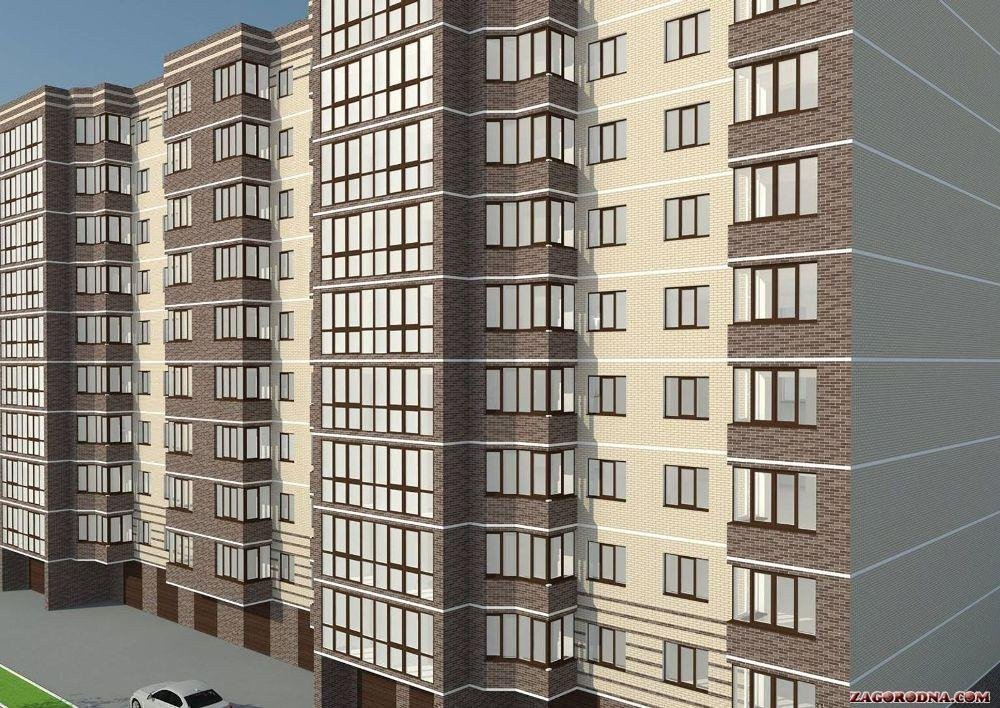 Buy an apartment in a new building «Rezidentsiya» residential comlex