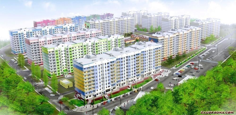 Купить квартиру в новостройке «Садовый» микрорайон