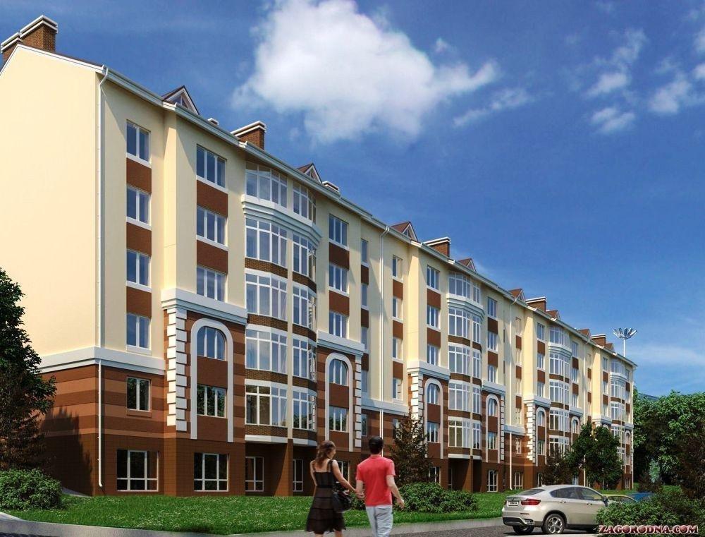 Купить квартиру в новостройке «Счастливый» жилой комплекс