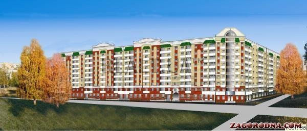 Buy an apartment in a new building residential comlex №417