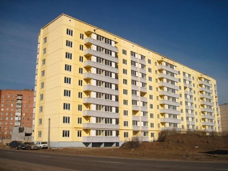 Купить квартиру в новостройке жилой комплекс №842