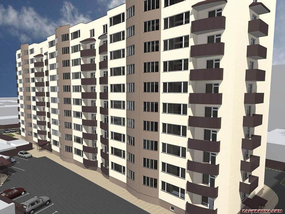 Buy an apartment in a new building New building on Igor Serdyuk, 19
