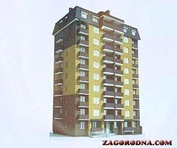Buy an apartment in a new building New building on Serdyuk