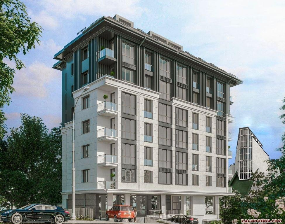 Buy an apartment in a new building «Sribnyy dim Komfort» RC