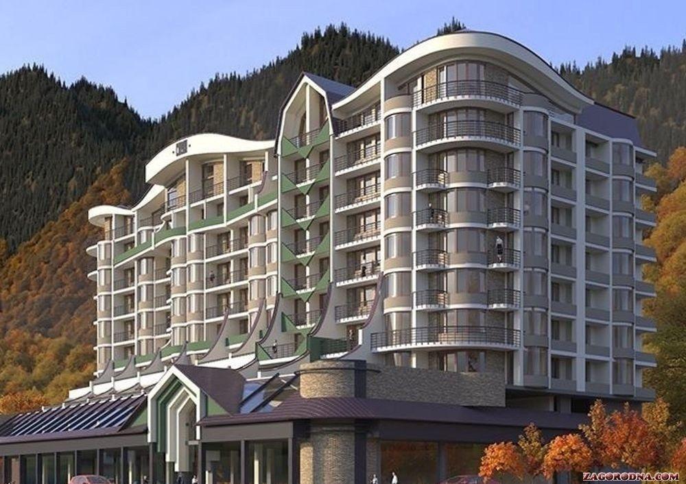Купить квартиру в новостройке «Скала» жилой комплекс