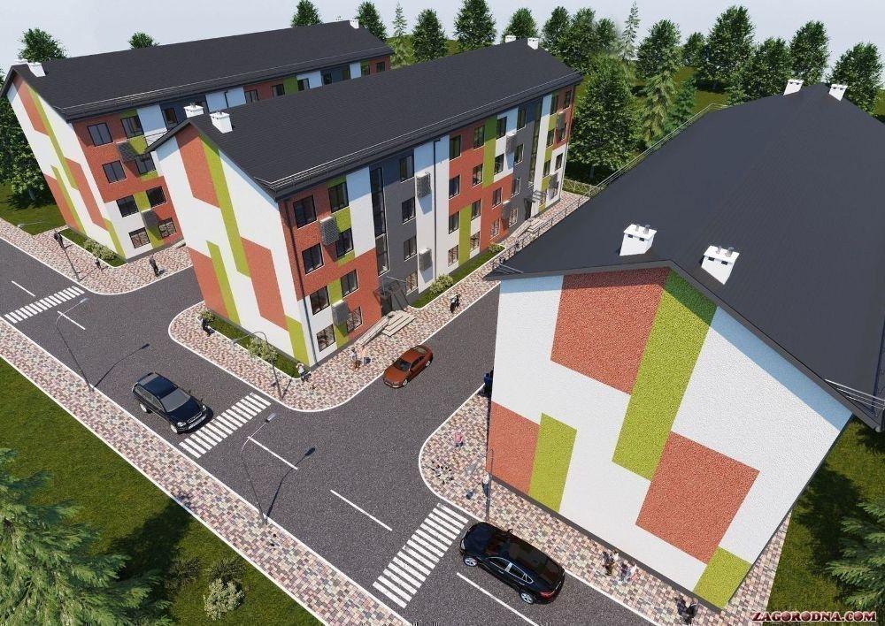 Buy an apartment in a new building «Slobozhansky» residential comlex