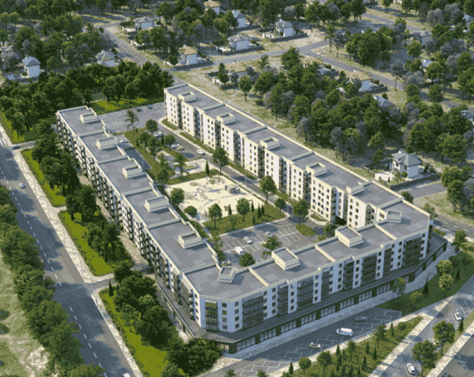 Photo: «Sofia» residential comlex