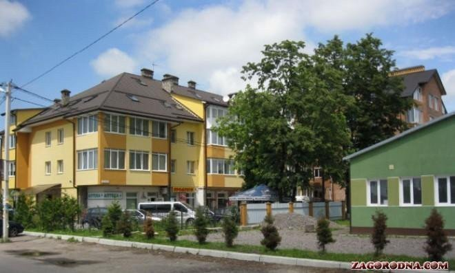 Buy an apartment in a new building residential comlex №849