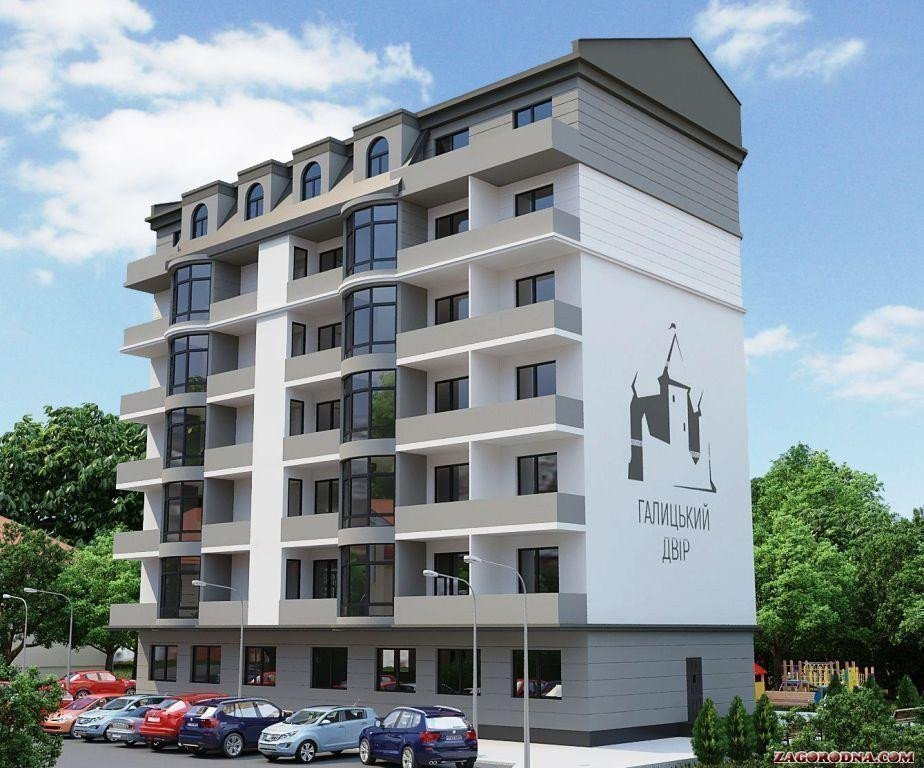 Buy an apartment in a new building st. Stepan Bandera, 23 RC