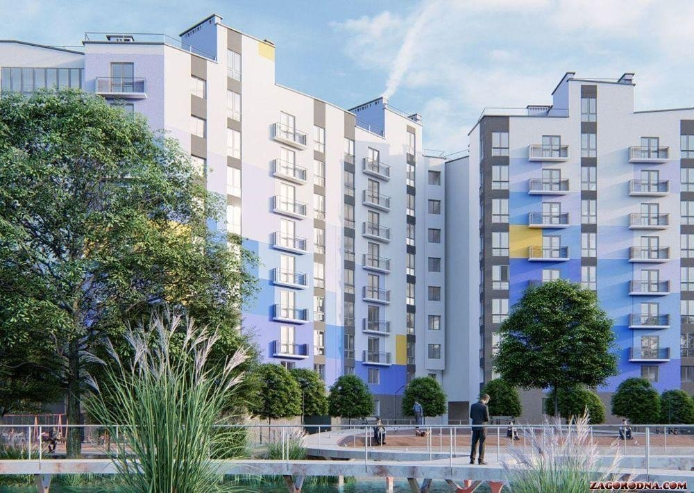 Buy an apartment in a new building «Stolichnyy Kvartal» residential comlex