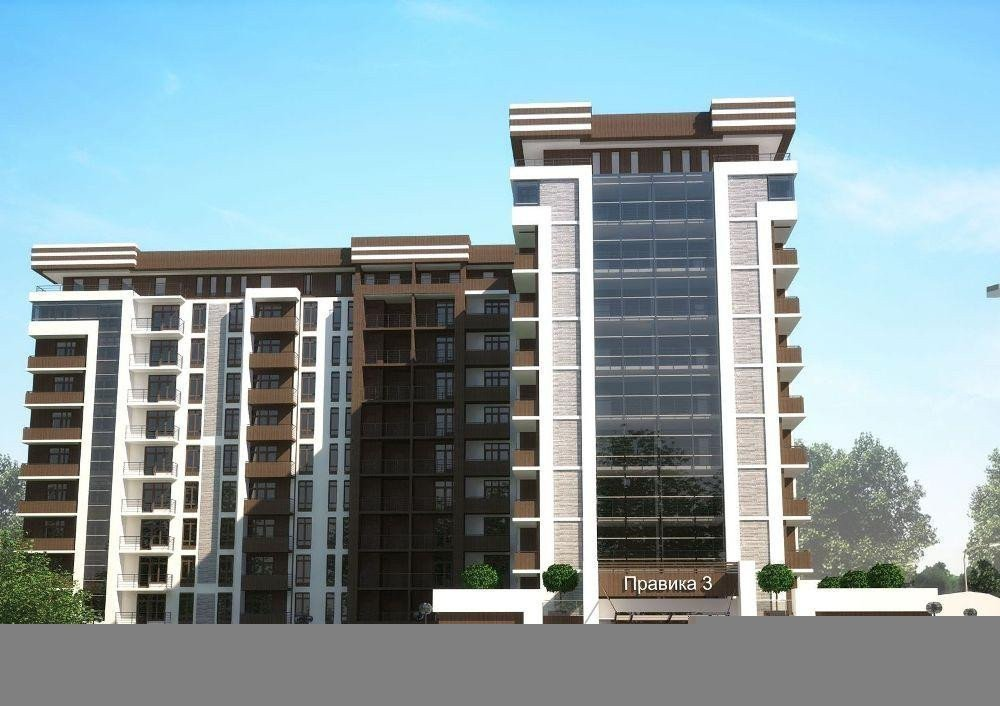 Buy an apartment in a new building «Styrskaya Bashnya» residential comlex