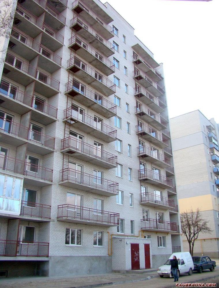 Buy an apartment in a new building On Korolenko RC