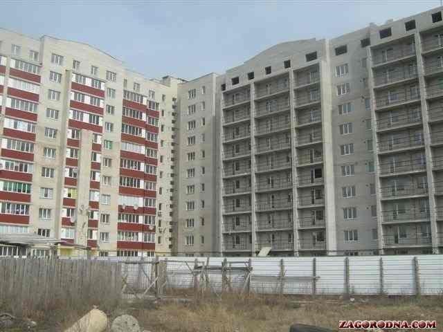 Фото: Новобудова в Саду