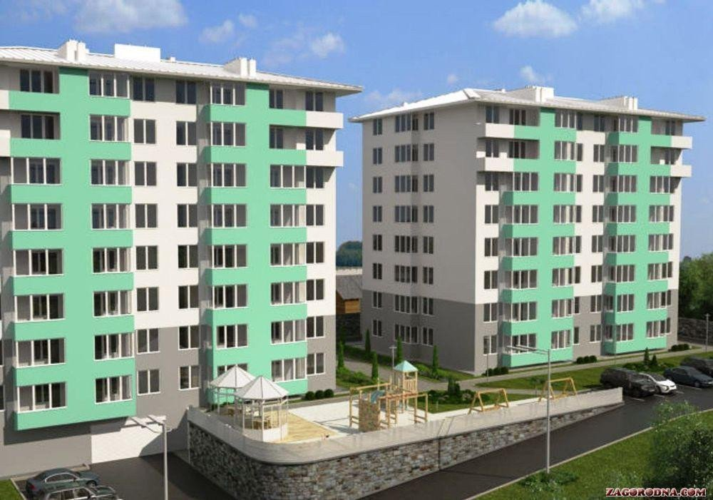 Buy an apartment in a new building New building on Suvorov in Kamenetz-Podolsky