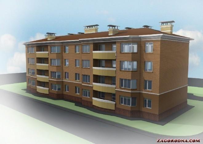Купить квартиру в новостройке Новостройка в Терешках