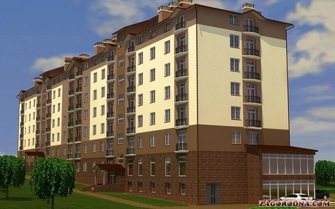 Buy an apartment in a new building Podgorje