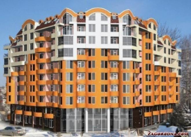 Buy an apartment in a new building residential comlex №837