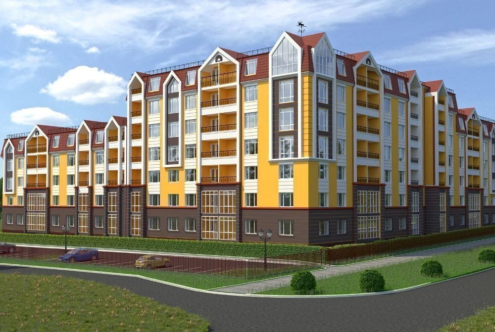 Buy an apartment in a new building «Tulchinsky Posad» RC